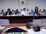 "The Senate calls a 2nd Hearing on ""The Use of Environment-Friendly Plastic Bags."""