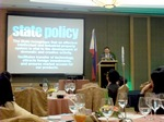 1st Phil. Anti- Counterfeiting and Piracy Summit