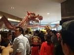 PAGASA AT THE GRAND OPENING OF DOUBLE DRAGON PLAZA