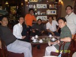 PAGASA held its quarterly Board Meeting at Nomnomnom Restaurant
