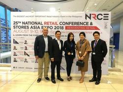 25TH NCR RETAIL CONFERENCE & STORES ASIA EXPO 2018