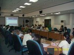 PAGASA attended the Seminar Workshop
