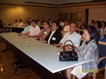 Bangko Sentral ng Pilipinas meeting with all stakeholders